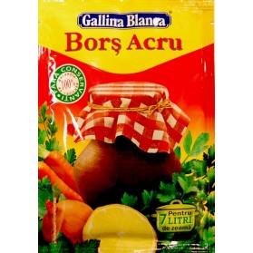 Gallina Blanca Spices Mix for Borsch 50g/1.75oz