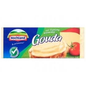 Hochland Block Soft Gouda Cheese 100g./3.53oz.