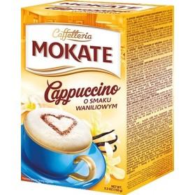 Caffeteria Mokate Cappuccino Vanilla 150g/5.3oz