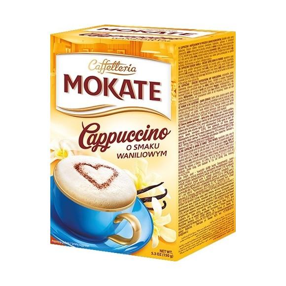 Caffeteria Mokate Cappuccino Flavour Cream 150g/5.3oz