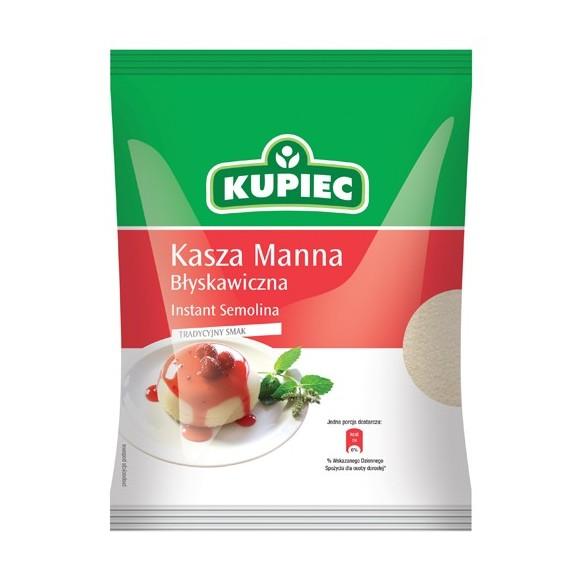 Kupiec Instant Semolina/Kasza Manna błyskawiczna 400g/14oz