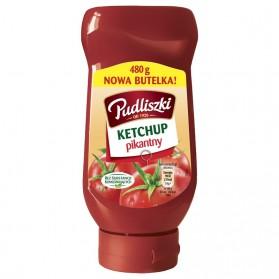 Pudliszki Ketchup Pikantny 480