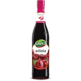 Lowicz Cranberry Syrup 440ml/14.88fl. oz.