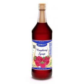 Lowell Rasberry Syrup 1L