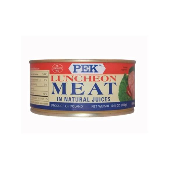 Pek Pork in Natural Juices / Wieprzowina w Sosie Wlasnym 300g/10.58oz