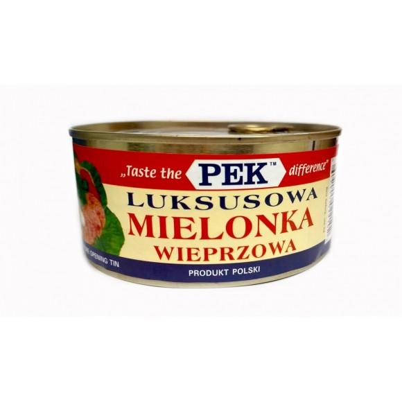 Pek Luksusowa Mielonka Wieprzowa/ Chopped Pork 10.5oz/300g