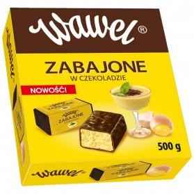 Wawel Zabajone Chocolate Coated Candies 500g/17.64oz