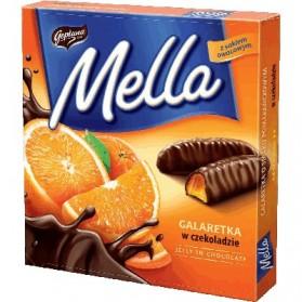 Goplana Mella Orange Jelly in Chocolate 190g