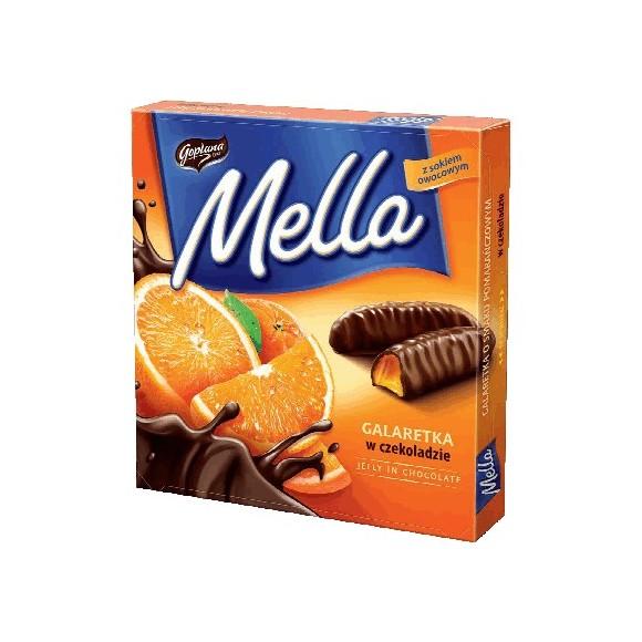 Goplana Mella Cherry Jelly in Chocolate 190g/6.7oz