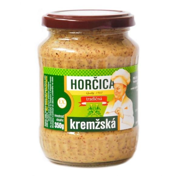 Horcica Mustard Kreska 350g/12.34oz