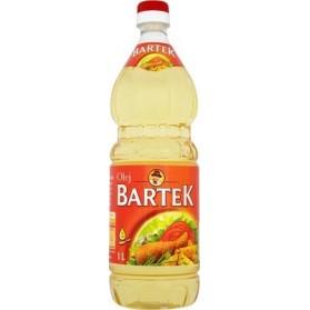 Bartek Canola Oil / Olej Rzepakowy 1litr/34fl.oz