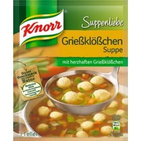 Knorr GrieBkloBchen Suppe / Semolina Dumpling Soup 36g/1.26oz