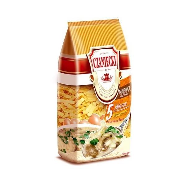 Czaniecki Pasta Nitka Walcowana 500g/17.6oz