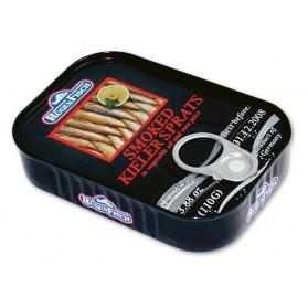 Rugen Fisch Smoked Kieler Sprats 110g/3.88oz