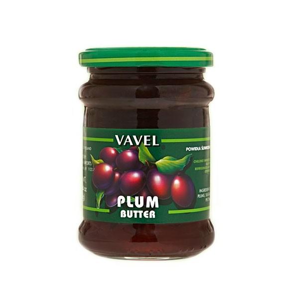 Vavel Plum Butter 280g/9.87oz