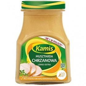 Kamis Horseradish Mustard 290g/10.22oz