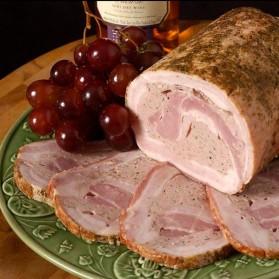 Stuffed Pork Bacon