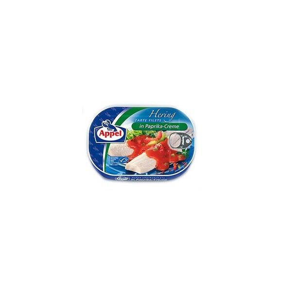 Appel Herring Fillets in Mango Cream 200g/7.05oz