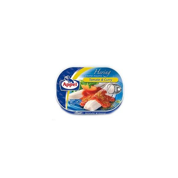 Appel Herring Fillets in Tomato Cream 200g/7.05oz