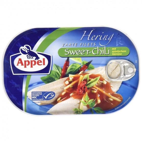 Appel Herring Fillets Salsa Picante 200g/7.05oz