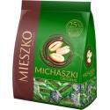 Mieszko Michaszki Chocolate Candies with Ground Nuts 260g/9.17oz
