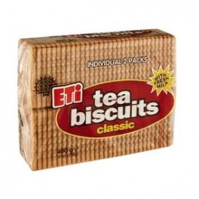 ETi Tea Biscuits 2Pcsx200g 400g/7.05oz