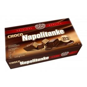 Kras Napolitanka choco 250g(W)