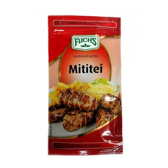 Fuchs Seasoning for Romanian Mititei 25g