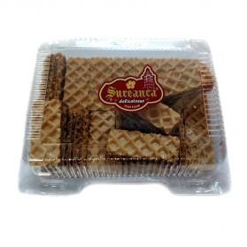 Lica wafers with Crème brûlée 300g