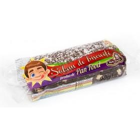 Salam de Biscuiti / Cocoa biscuits rolls 65g