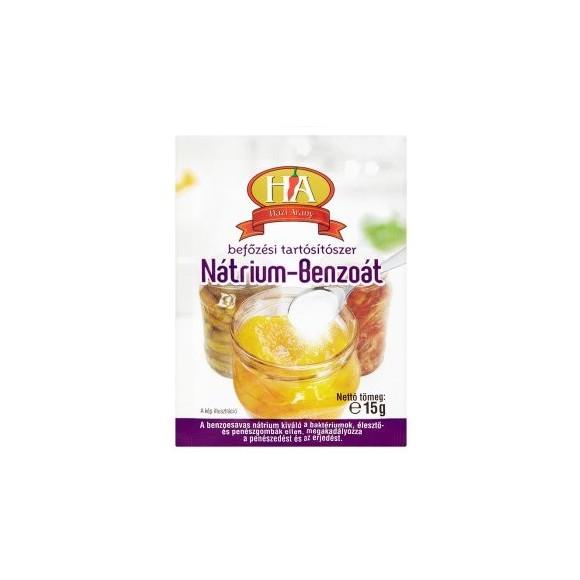 Házi Arany Sodium-Benzoate Preservative 15 g