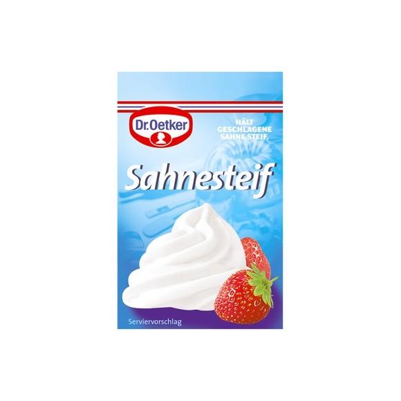 Dr.Oetker Sachnesteif / Whip Cream 5x8g / 5x0.3oz