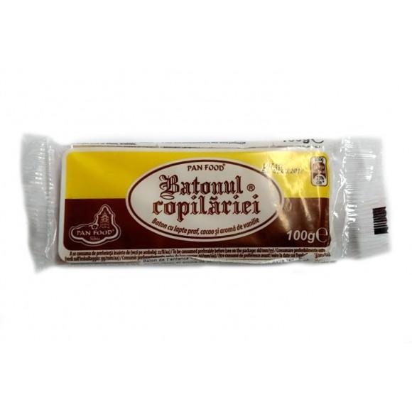 Childhood Chocolate Vanilla Stick 100g