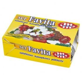 Mlekovita Feta Cheese Semi Skimmed 270g