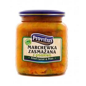 Provitus Fried Carrot and Peas 480g/17oz