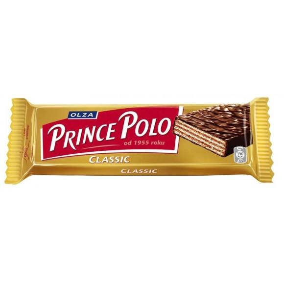 Prince Polo, Classic Chocolate Bar 1.2oz/35g