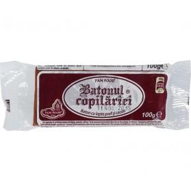 Pan food ''Batonul Copilariei'' Cocoa Milk Bar 100g/3.5oz