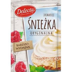 Delecta whipped cream 51g(W)