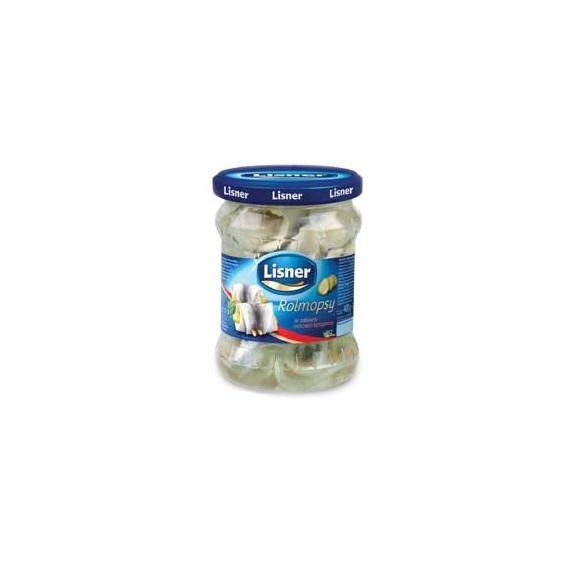 Lisner Rollmops Vinegar Marinades 400g/14.11oz