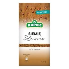 Kpiec Flax Seed / Siemie Lniane 400g/14oz
