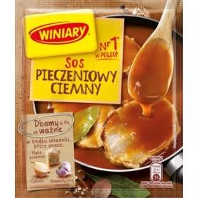 Winiary Souce for Roast - Dark /Pieczeniowy Ciemny 27g.