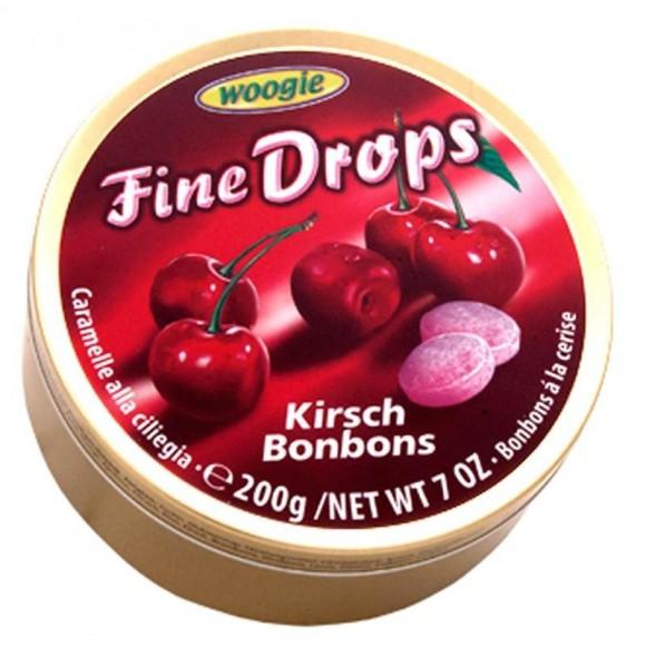 Woogie Fine Drops Fruit Mix Candies 200g/7.05oz