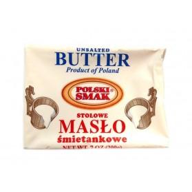 Polski Smak Unsalted Butter 200g/7oz