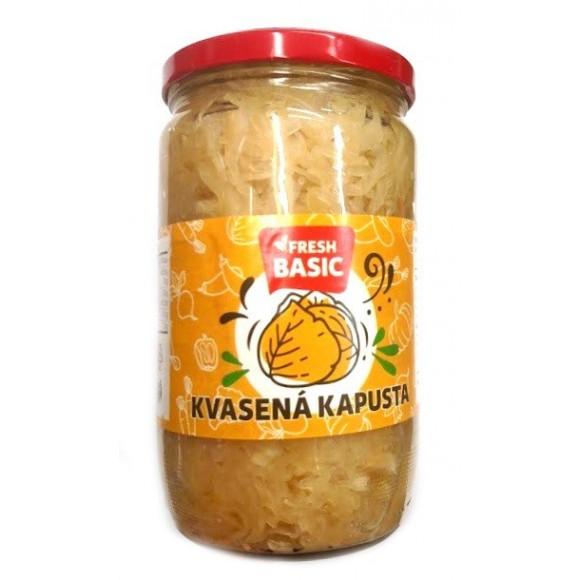 Fresh Kvasena Kapusta / Sauerkraut 640g/22.57oz
