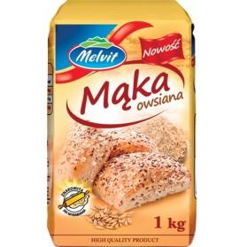 Melvit Rye Flour 1kg/2.20lb