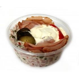 Ruske Vajicko Salad  8oz