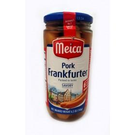 Meica Pork Frankfurters 6.3oz (180g)