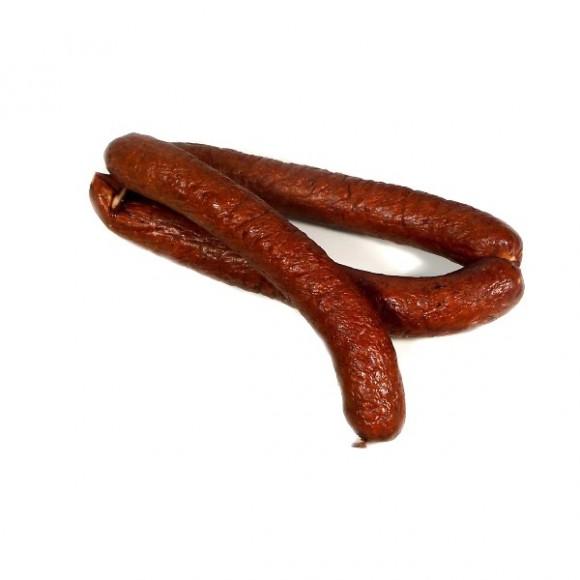 Cherry Wood smoked Polish Sausage  5 lbs