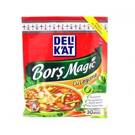 Bors magic cu legume 70 g Delikat