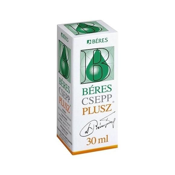 Beres Drops PLUSZ (Béres csepp PLUSZ) 30ml